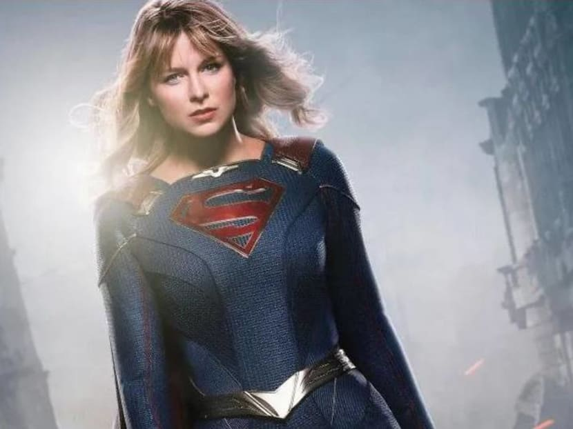 'Pinned down, slapped repeatedly': TV's Supergirl reveals past domestic abuse