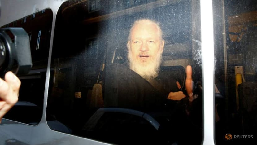 WikiLeaks' founder Assange arrested in London on US extradition request