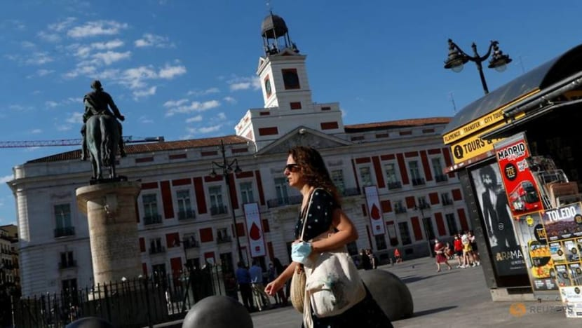 Spain's COVID-19 cases continue to rise
