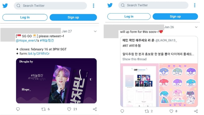 Teenager arrested for Twitter scams on BTS merchandise and beauty products