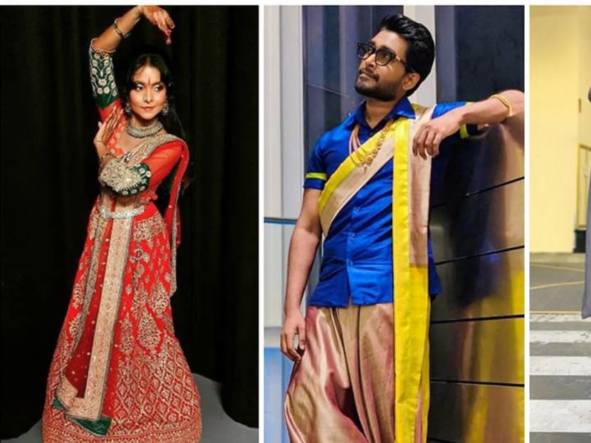 Who wore it best? How local celebs jazzed up their Deepavali outfits this year