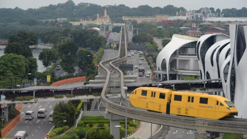 Lower fees for cars, taxis entering Sentosa on weekends, public holidays