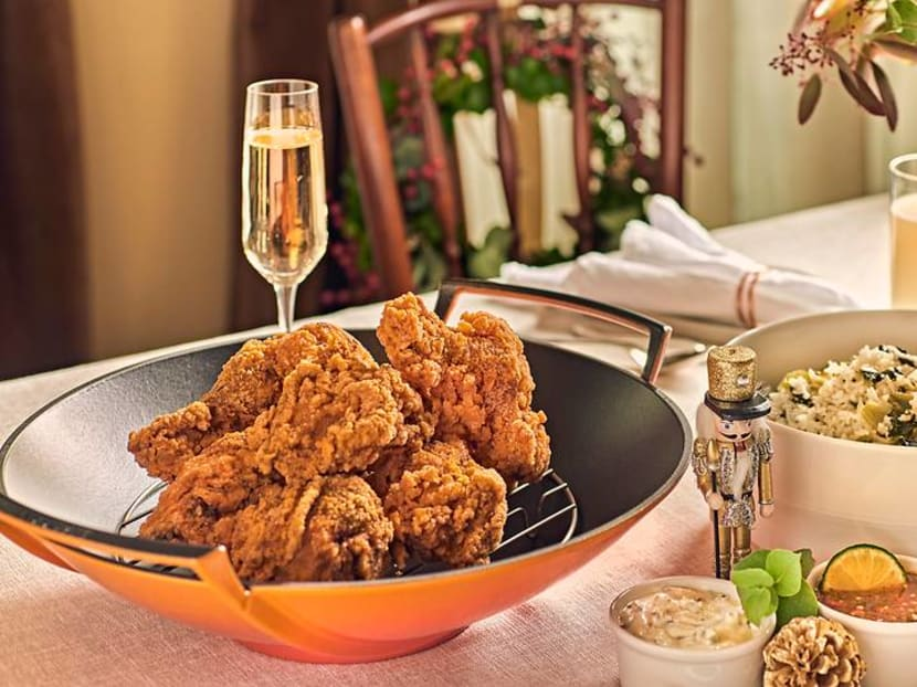 Smaller menus, more takeaways this festive season as F&B businesses see 'high' eat-at-home demand