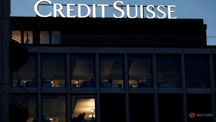 Credit Suisse plans lending drive after smaller-than-expected fourth quarter loss