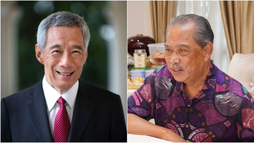 PM Lee, Malaysia's former PM Muhyiddin speak of 'strong cooperation' between countries in phone call