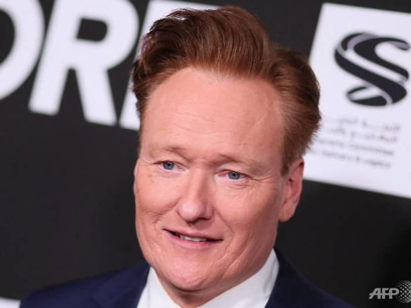Host Conan O'Brien to put his eponymous late night talk show to bed on Jun 24