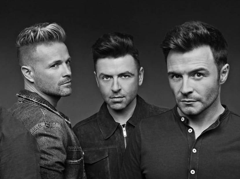 Irish boyband Westlife announces Singapore concert date