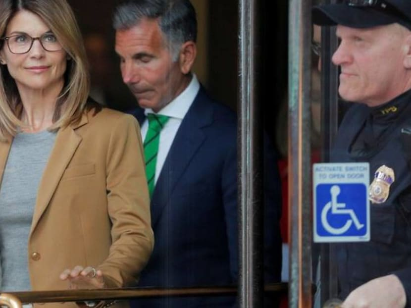 Actress Lori Loughlin starts prison term for role in college admissions scandal