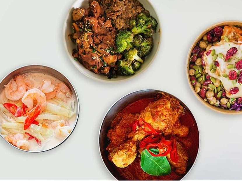These modern 'tingkat' services will deliver meals right to your doorstep