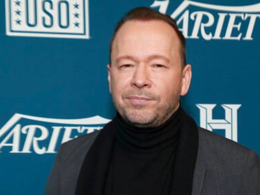 Actor Donnie Wahlberg leaves US$2,020 tip for US$35 meal to inspire giving
