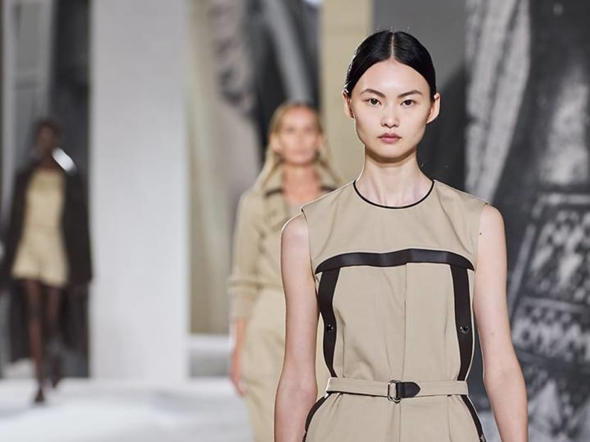 In a pandemic, what does a COVID-19 edition of Paris Fashion Week look like?