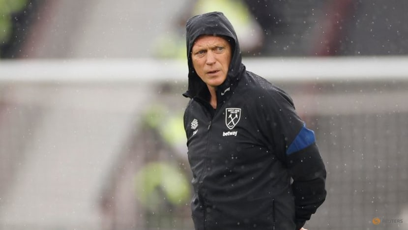 Football: Moyes takes responsibility for Noble's missed penalty