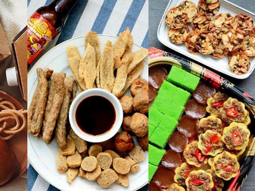 From kueh to keropok lekor: Yummy Hari Raya snacks you can order via Instagram