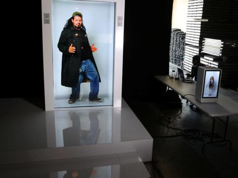 Tired of Zoom calls? Company offers at-home hologram machines