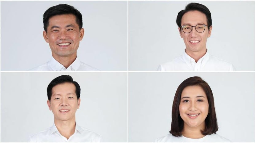 GE2020: PAP unveils 4 new faces, including former People's Association head Desmond Tan