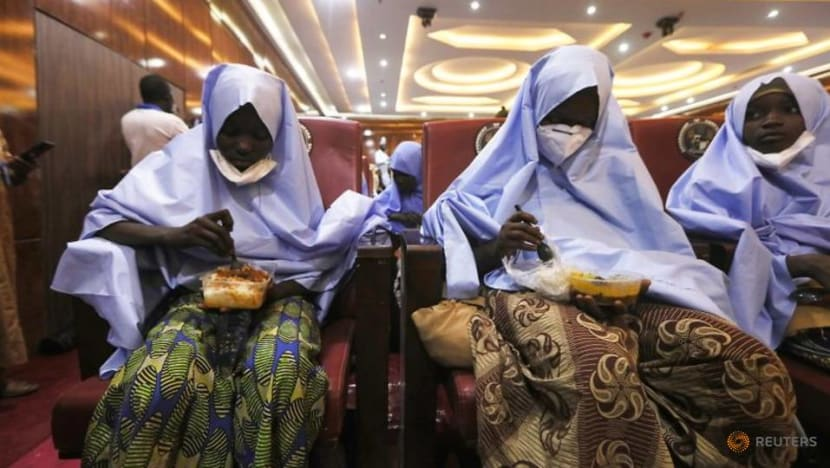 All abducted Nigerian schoolgirls freed, says state governor