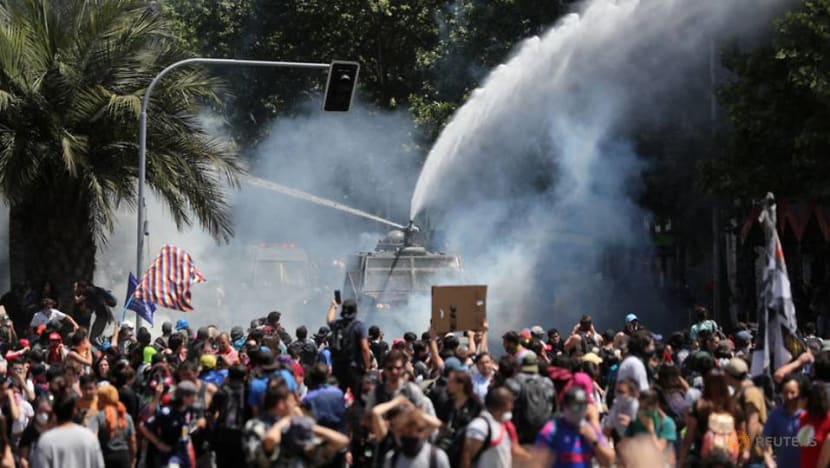 Singaporeans should defer travel to affected cities in Chile amid protests: MFA