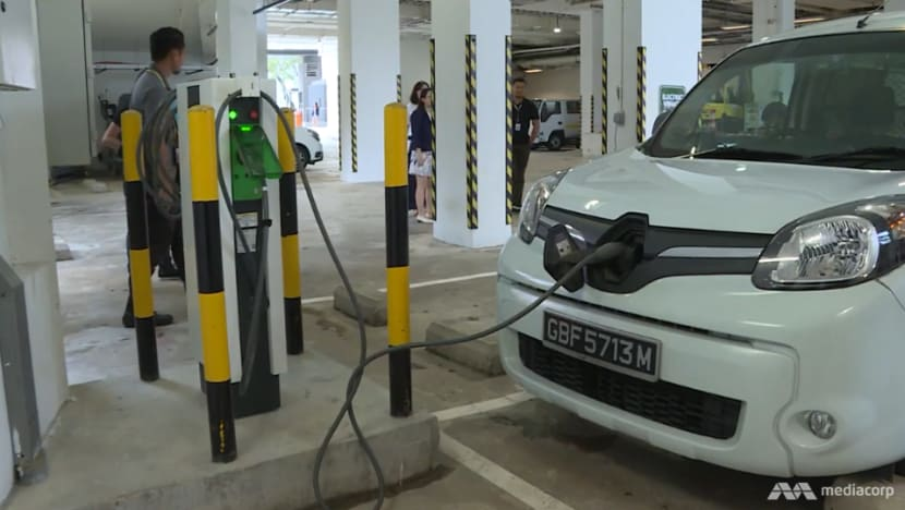 SP Group rolls out first wave of electric vehicle charging points
