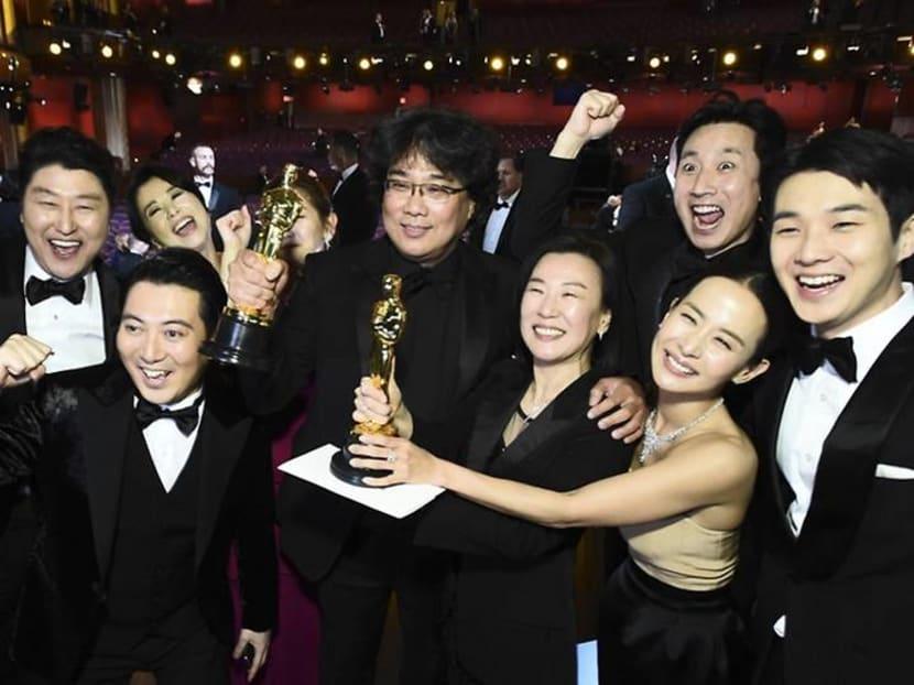 'So proud to be Korean': Celebrities react to Parasite's Oscars triumph