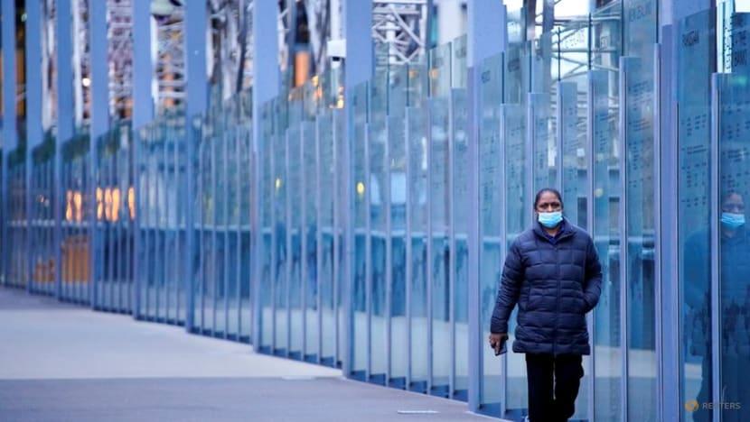 Sydney COVID-19 cases fall as curbs ease in virus hotspots
