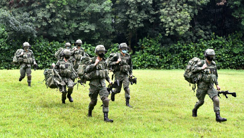 COVID-19: No overseas exercise and commissioning parade, but SAF Officer Cadet School training must go on