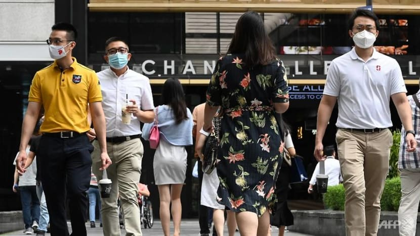 Singapore's overall unemployment rate falls for fourth straight month in February