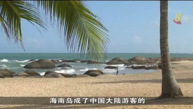 没能出国 海南岛成中国游客首选目的地