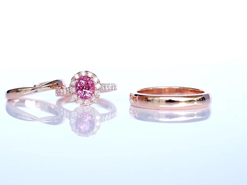 Haven't found the perfect engagement ring? Here's help from 200 jewellery exhibitors