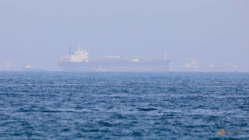 Iran-backed forces seize tanker, maritime sources say;Iran denies it