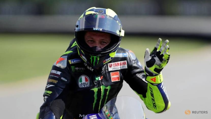 Motorcycling: Rossi backs KTM to push for title success