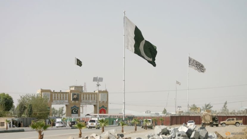Pakistan frets over security threats from neighbouring Afghanistan