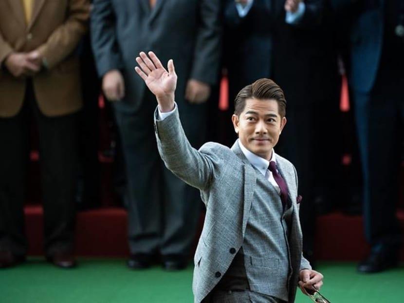 Watch Hong Kong superstar Aaron Kwok in free online charity concert