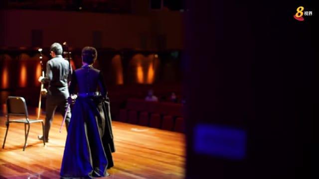 晨光|疫起∙等待:新加坡华乐团重返音乐厅演出