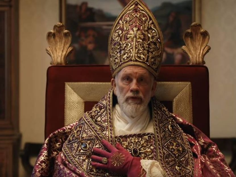 Being John Malkovich: From Hollywood's cool villain to playing a pope