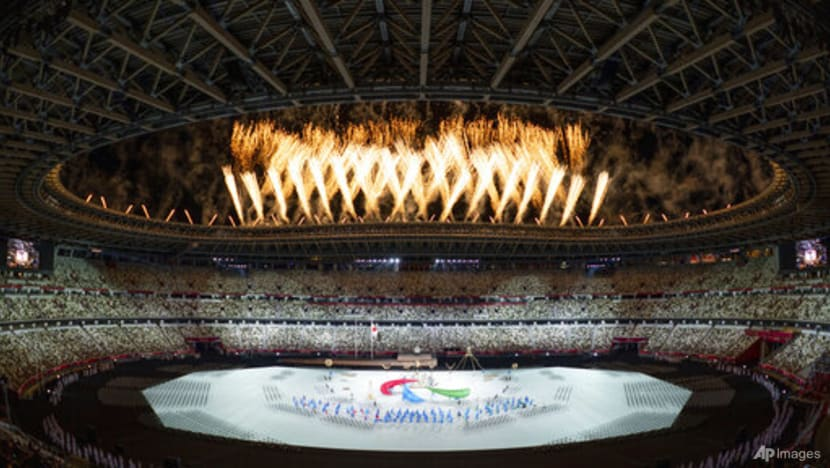 Tokyo Paralympics open after year's COVID-19 delay