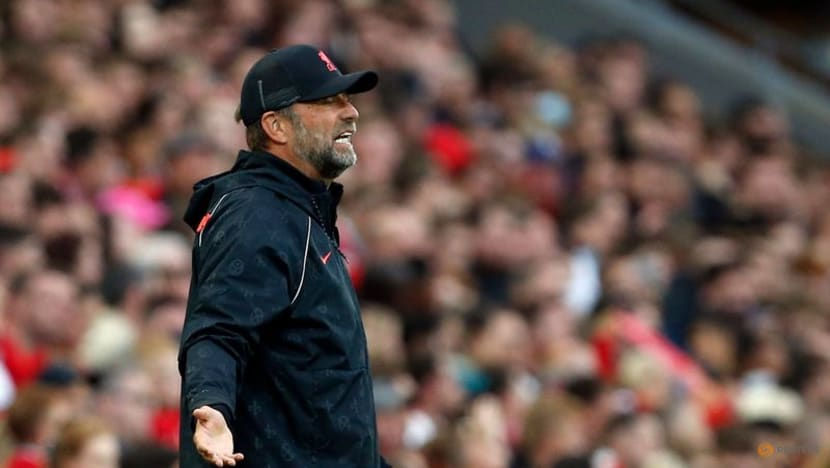 Klopp defends Liverpool's limited spending as rivals splash out