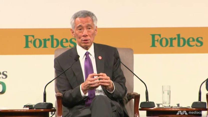 'No easy way forward' for Hong Kong after protests: PM Lee