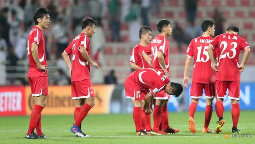 Football: North Korea's results voided after World Cup withdrawal
