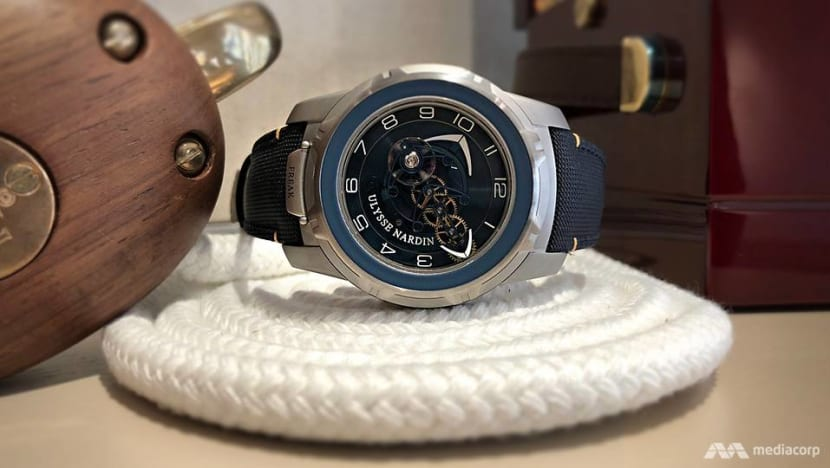 How to give watch lovers more bang for their buck, according to Ulysse Nardin