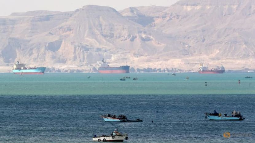 Ship backlogs from Suez Canal chaos could take months to clear, container lines say