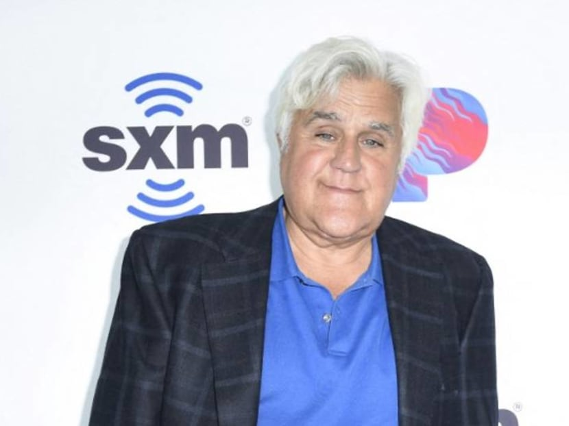 TV host Jay Leno apologises to Asian Americans for decade of 'wrong' jokes