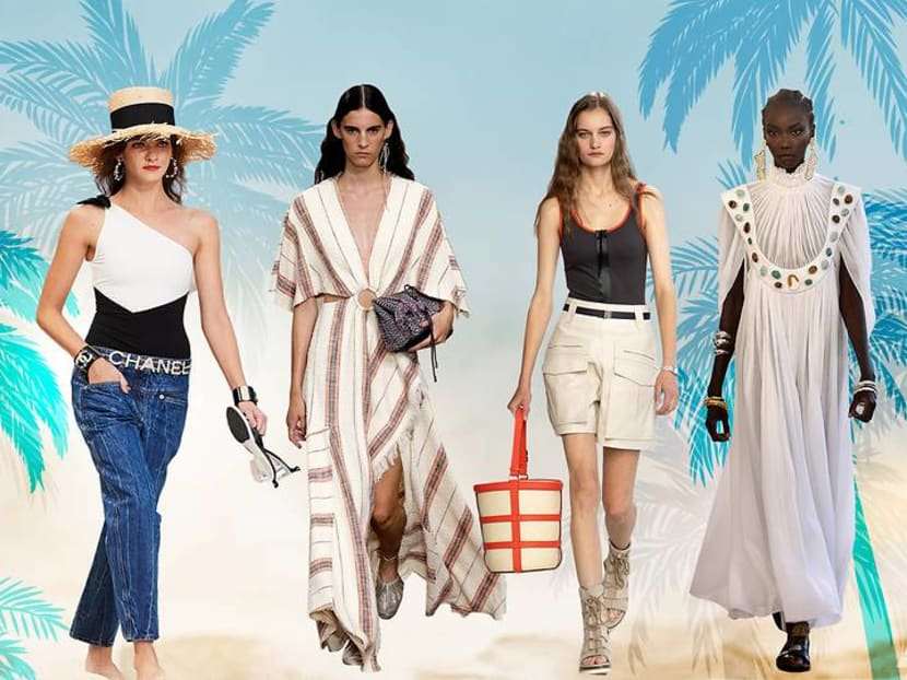 The best resort wear trends to raise your style game this vacation season