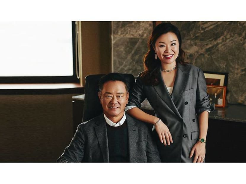 Hotel 81 founder Choo Chong Ngen and his daughter Carolyn on going global