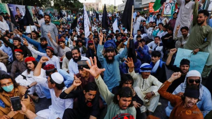 Killing of youths sparks protests in northwest Pakistan