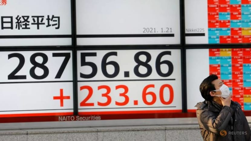 Markets steady in early Asia trading amid regional holidays
