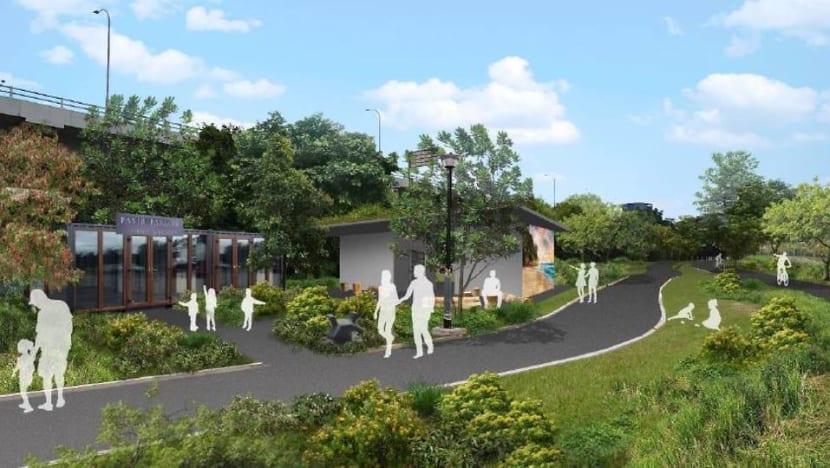 New Pasir Panjang Park to feature elements of natural and cultural history