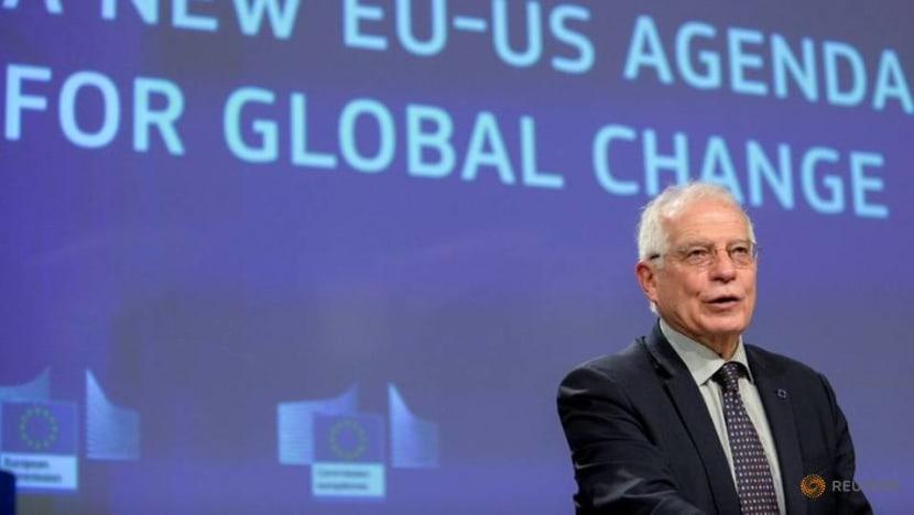 US, EU must end trade disputes, Brussels says in Biden wish-list