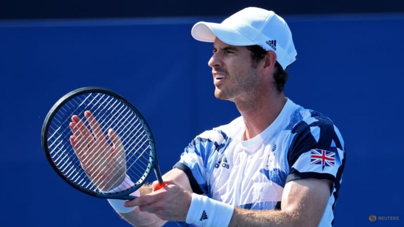 Tennis: Murray accepts wildcard for final US Open tune-up event