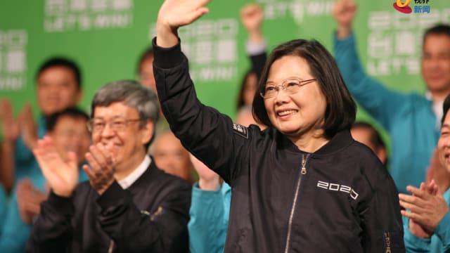 焦点 | 台湾总统选举蔡英文大胜!分析:韩国瑜单打独斗作战