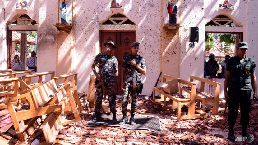 Sri Lanka files charges against 25 Easter bombing suspects
